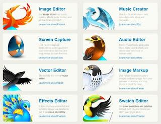 Aviary Icons